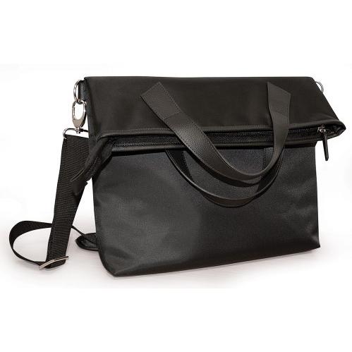 Slimline Tablet Folding Tote Bag Folded