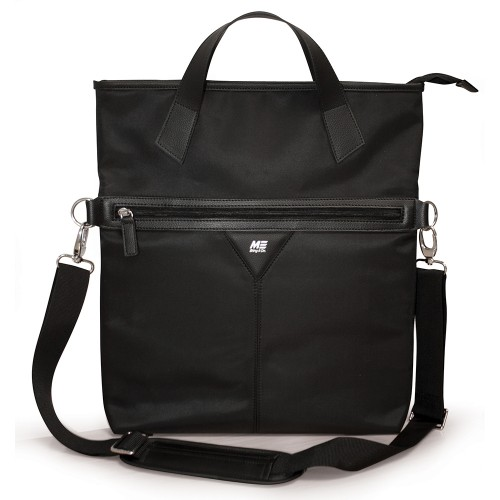Slimline Tablet Folding Tote Bag Front