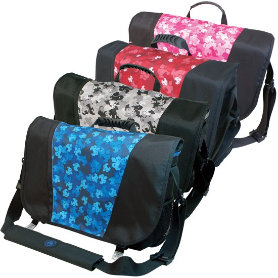 Sumo Messenger Bag in Four Colors