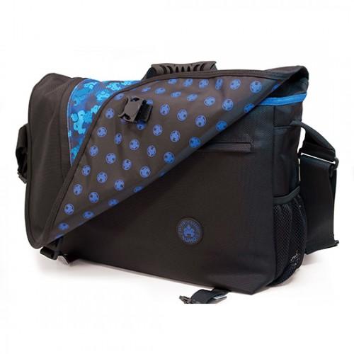 Sumo Messenger Bag Inside Flap