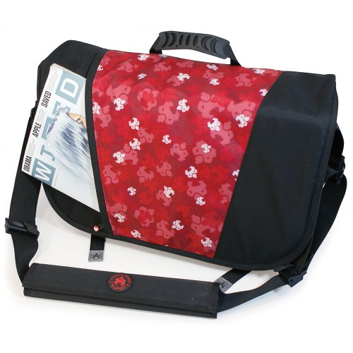 Sumo Messenger Bag Front Pocket