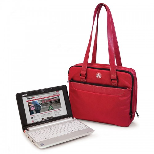 Sumo Red Netbook Case Purse